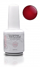 White Angel Blood Red Gel Polish 15ml