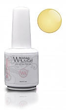 NIEUW! White Angel Yellow Pearl Gellak Gel Polish 15ml