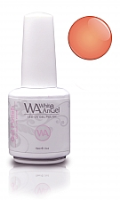 Nieuw! White Angel Pastel Peach Gel Polish 15ml