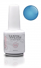 NIEUW! White Angel Blue Lagoon Gellak Gel Polish 15ml
