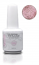 White Angel Dazzling Pink Gellak Gel Polish 15ml