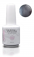 White Angel Gray Star Gel Polish 15ml