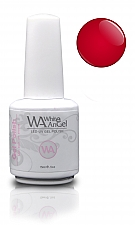 NIEUW! White Poppy Red Gel Polish 15ml