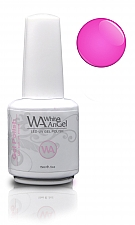 NIEUW! White Angel Neon Rose Gel Polish 15ml