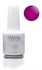 NIEUW! White Angel Electro Magenta Gellak Gel Polish 15ml