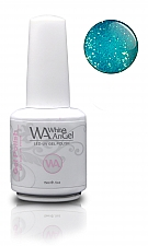 "NIEUW! Rainbow Dash White Angel Gel polish ""Unicorn Collectie"""