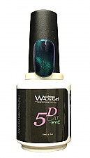 NIEUW! 5D White Angel Cat Eye Gelpolish 06