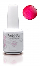 White Angel Pink Lust Gel Polish 15ml