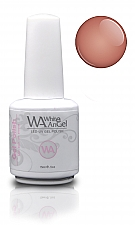 White Angel Pink Zalmon Gel Polish 15ml