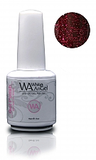 NIEUW! Magic Red White Angel Gel polish