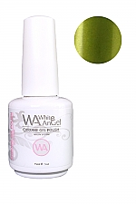 White Angel Cosmic Aurora Chrome Gel Polish 15ml #08