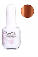 White Angel Rusty Nucleus Chrome Gel Polish 15ml #06