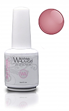 White Delicious Pink Gel Polish 15ml (oude verpakking)