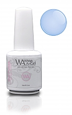 White Angel Baby Blue Gel Polish 15ml