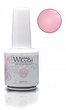 White Angel Charm Pink Gel Polish 15ml