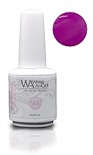 White Angel Liquid Glass Magenta Gel Polish 15ml