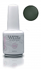 White Angel Army Green Gel Polish 15ml