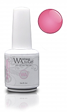 White Angel Pink Moment Gel Polish 15ml