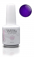 White Angel Purple Rain Gel Polish 15ml  (oude verpakking)