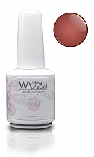 White Angel Toffee Brown Gel Polish 15ml