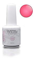 NIEUW! White Angel Flash Pink Gel Polish 15ml