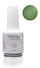 White Angel Olive Green Gel Polish 15ml