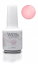 NIEUW! White Angel Begonia pink Gel Polish 15ml