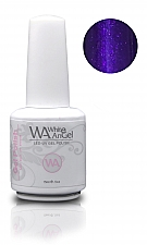 NIEUW! Ultra Violet White Angel Gel polish