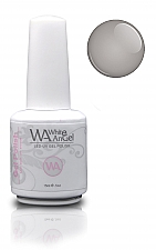 White Angel Gray Mist Gel Polish 15ml