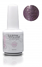 White Angel Diamond Lilac Gel Polish 15ml