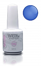 White Angel Cobalt Blue Gel Polish 15ml