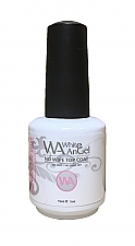 White Angel NO WIPE Top Coat 15ml (soak off)