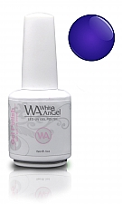White Angel Royal Purple Gel Polish 15ml