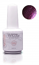 White Angel  Purple Explosion Gel Polish 15ml