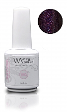 White Angel Night Glow Gel Polish 15ml