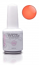 "NIEUW! White Angel Bridesmaid Dress Gel Polish 15ml  ""Floral Wedding"" Collectie"