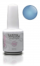 Nieuw! White Angel Marlin Blue Gellak Gel Polish 15ml