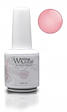 NIEUW! White Angel Graffiti pink Gel Polish 15ml