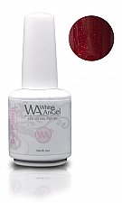 NIEUW! Red Fortune White Angel Gel polish