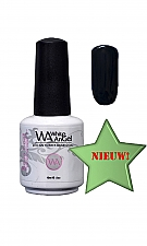 Nieuw! Black Rubber Base Coat 15ml