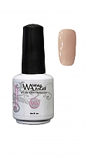 Peach Puff Rubber Base Coat 15ml #15