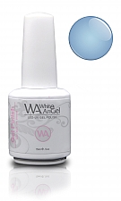 Nieuw! White Angel Light Sky Blue Gellak Gel Polish 15ml