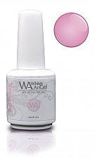 "NIEUW! White Angel Lovely Pink Gellak Gel Polish 15ml ""Floral Wedding"" Collectie"