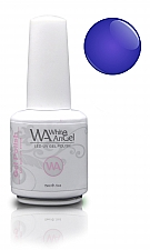 White Angel Hot Purple Gel Polish 15ml