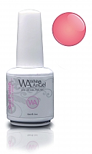 White Angel Warm Coral  Gel Polish 15ml