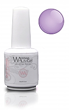 White Angel Delicate Violet Gel Polish 15ml