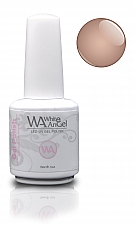 White Angel Hazelnut Gel Polish 15ml