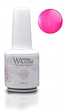 White Angel Pink Yarrow Gel Polish 15ml