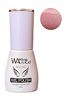 WA Deluxe Gel Polish (021) Pink Candy Cane 10ml