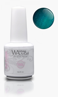 White Angel Green Suprise Gel Polish 15ml